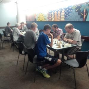 WCC 2015 Blitz Championship #12